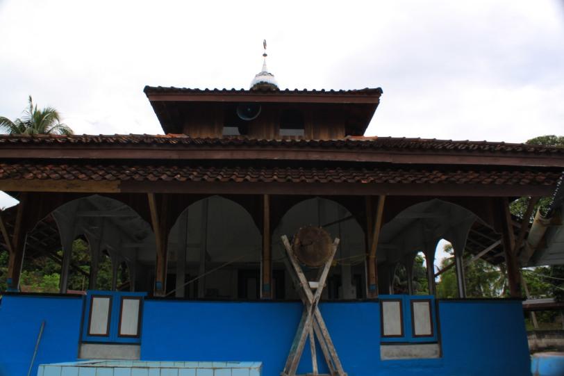 Masjid Al Ikhlas Tampak Depan